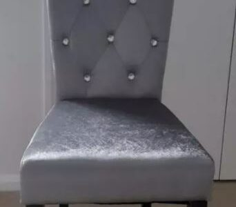 2 Dining /Bedroom Chairs